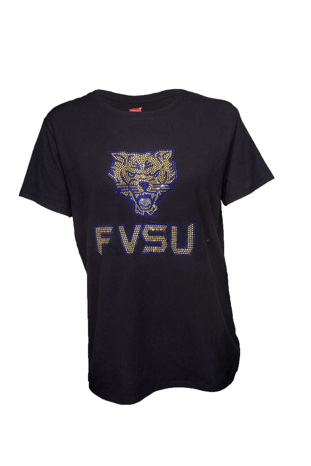 Ft. Valley State Zeta Phi Beta Bling Shirt