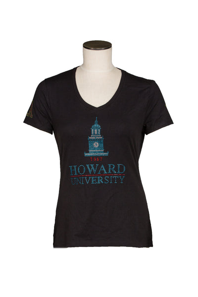 Howard University Zeta Phi Beta Bling Shirt