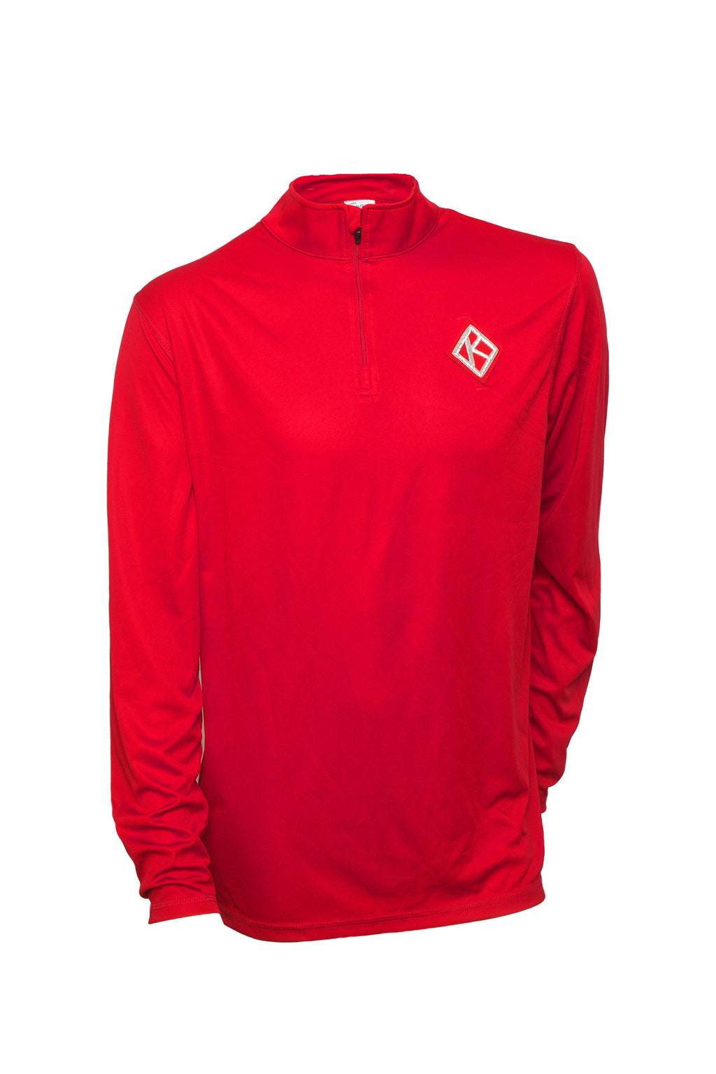 Kappa Dri Fit ¼ Zip Long Sleeve Shirt