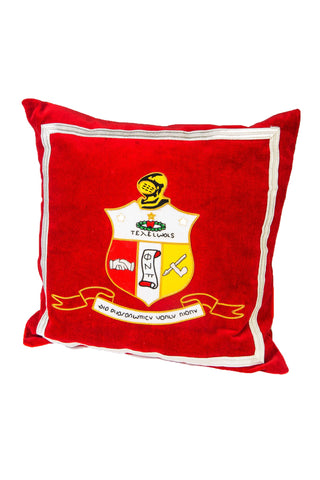 Kappa Alpha Psi Pillow