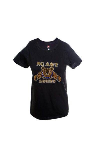 North Carolina A&T Bling Shirt