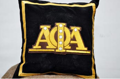 Alpha Phi Alpha Pillows