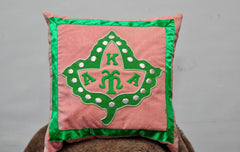 AKA Bullion Crest Pillow