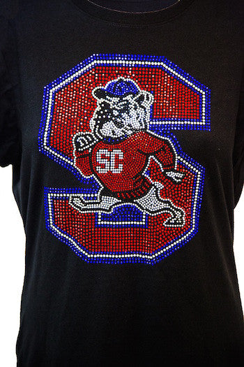 South Carolina State University Bling Shirt