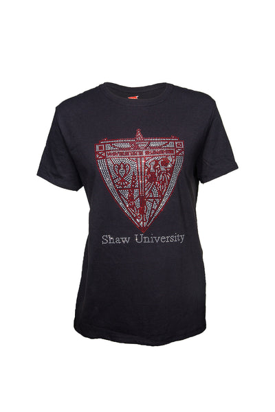 Shaw University Bling Shirt