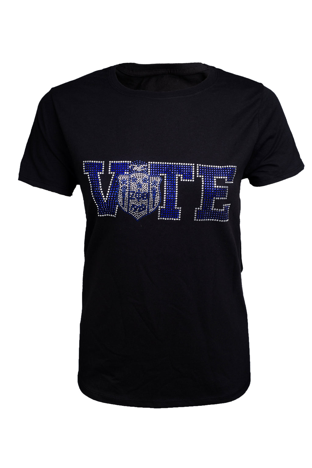 Zeta Phi Beta VOTE Bling Shirts