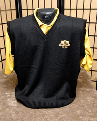 Alpha Phi Alpha-Black 1906 Sweater Vest