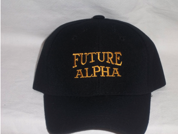 Alpha Phi Alpha-Future Alpha Hat(Big Letters)