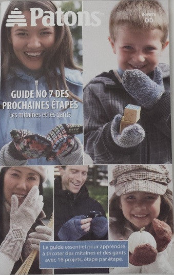 Guide Tricot - Guide Patons Mitaines et Gants No.7