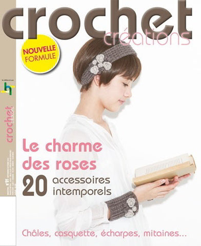 Guide Tricot - Guide Créations Crochet No.81