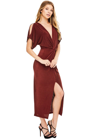asur-kiera-wine-dress-front-slit