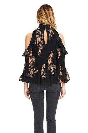 astr the label shea top
