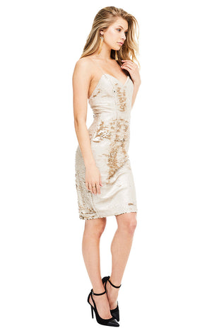 ASTR The Label - Francesca Sequin Dress
