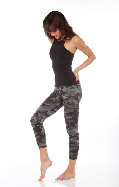 The Hudson Capri in Tonal Camo