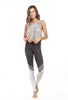 The Monroe Pant in all Grey