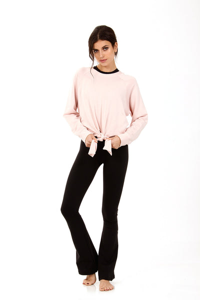 The Sky Sweatshirt in Blush