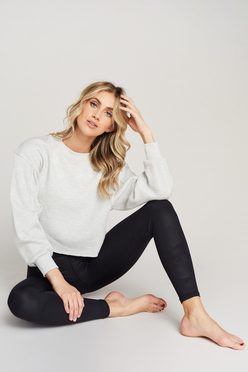 SONOMA SWEATSHIRT - GREY