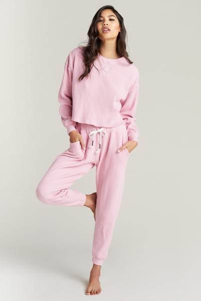 WEST JOGGER- FOXY PINK