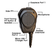 Valor RSM for DaaS [Kyocera Mic + Speaker + PTT Button]