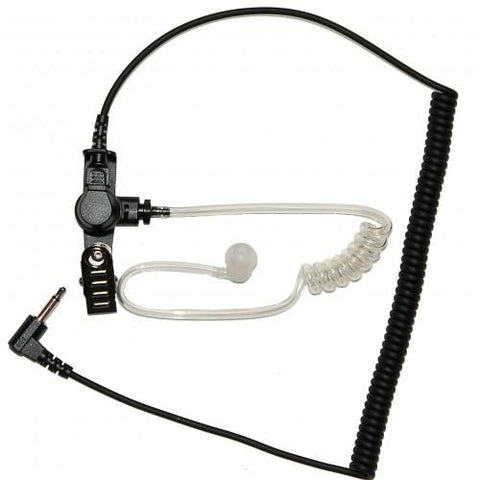 Acoustic Tube Earpiece, Receive-only