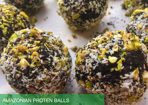 Quickie: Amazonian Protein Balls