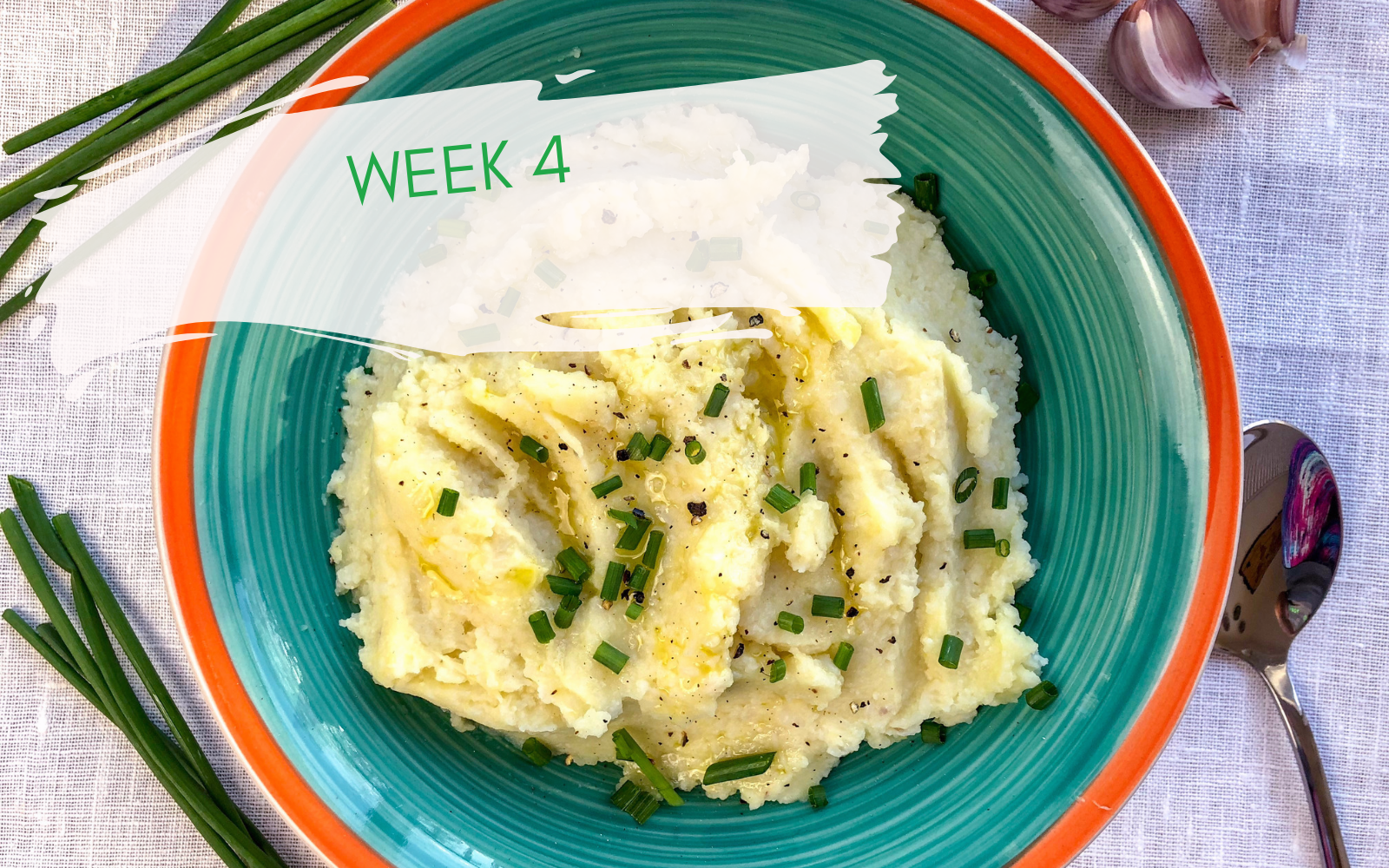 Week 4 Recipes