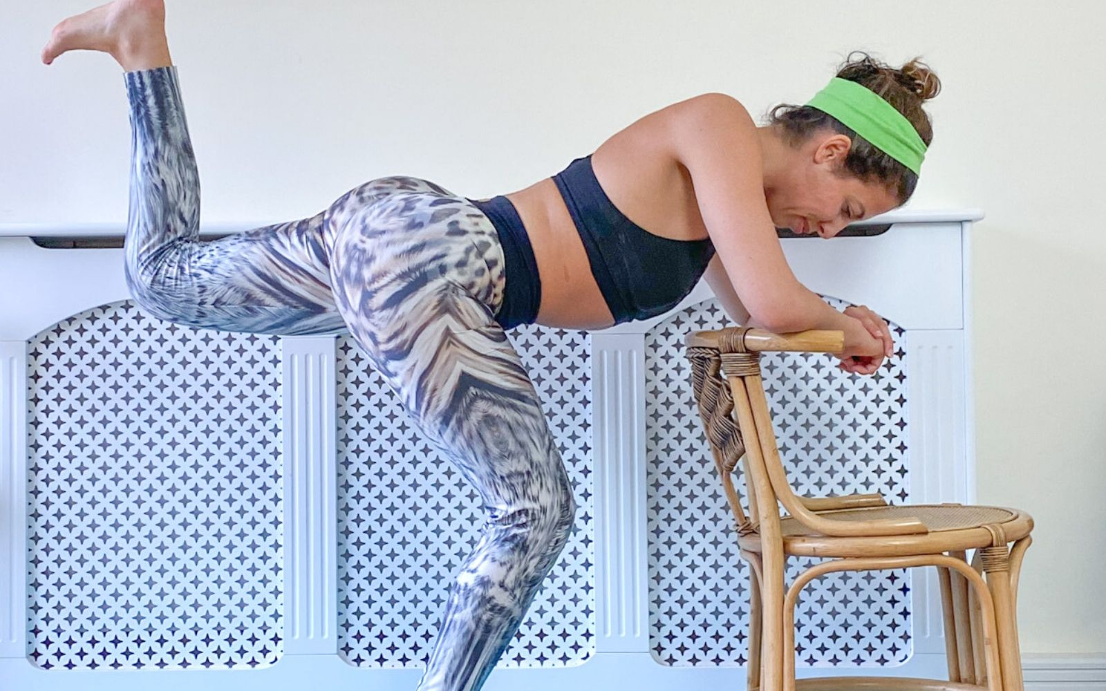 Barre Workout | Booty Exercises