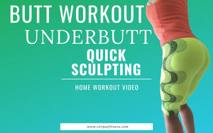 Booty Burning Barre Workout | Underbutt Sculpting
