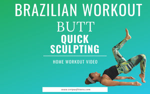 Brazilian Butt Workout For Women