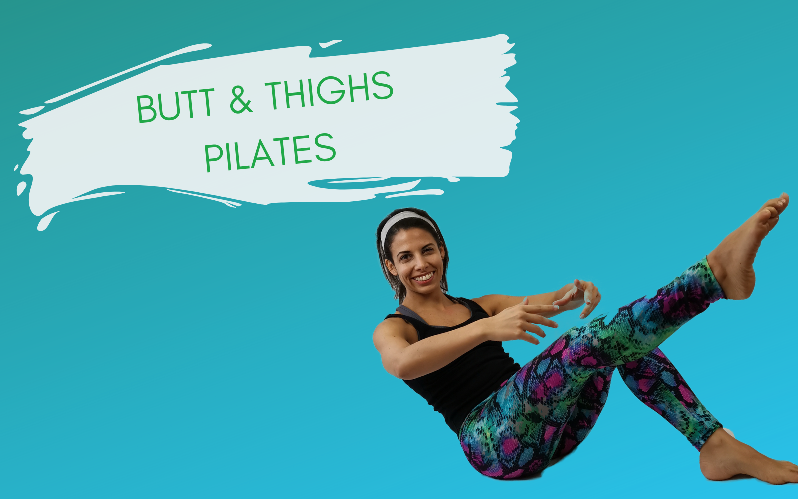 Pilates Lower Body Exercises: Butt and Thigh Home Workout