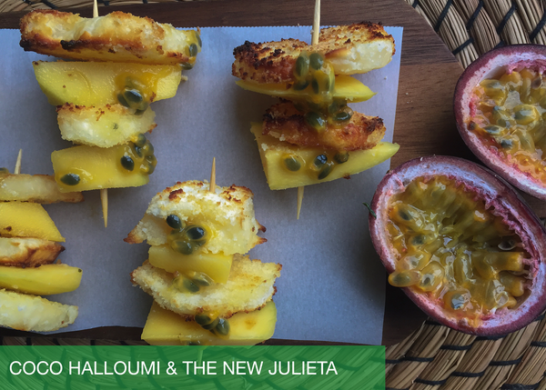 Quickie: Coco Halloumi & The New Julieta