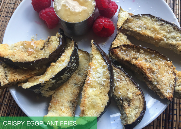 Crispy Eggplant Fries with Honey (Andalusia, Spain)