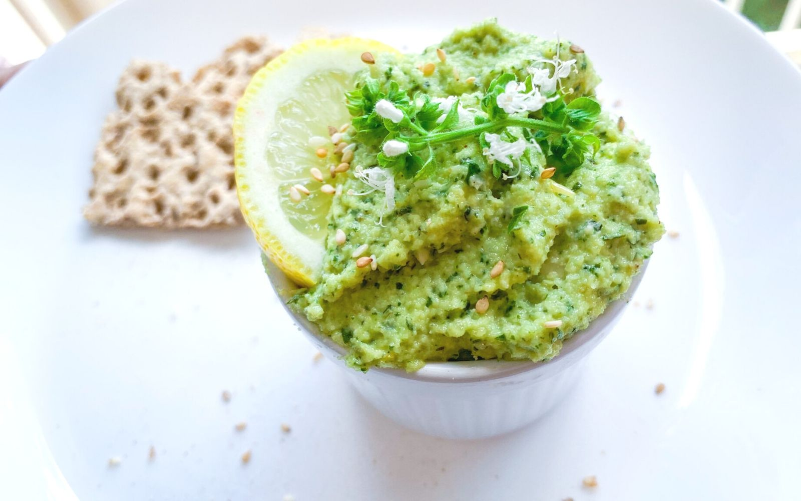 Easy Healthy Recipe | Vegan Pesto Recipe