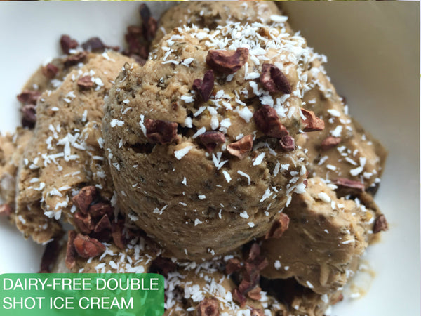 Dairy-Free Double Shot Ice Cream