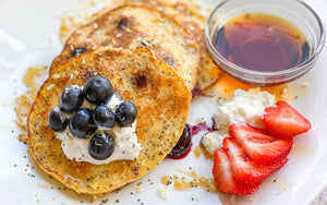 Healthy Pancake Recipe | Quick Healthy Breakfast Ideas