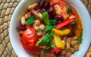 Healthy Quarantine Recipes | Three Bean Chilli