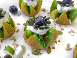 Healthy Snack to Go | Kiwi Flowers