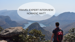 Interview with Nomadic Matt Travel Blogger