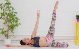 Lower Body Stretch | Barre