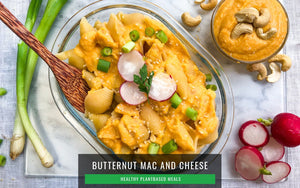 Plant based Recipes_Macaroni and Cheese_Vegan