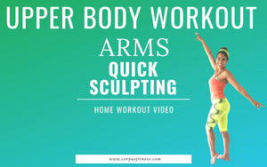 Sexy Arms in 10 min, no equipment