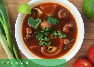 Tom Yum Soup (Thailand)