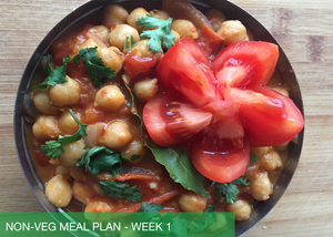 WEEK 1 - NON-VEG MEAL PLAN