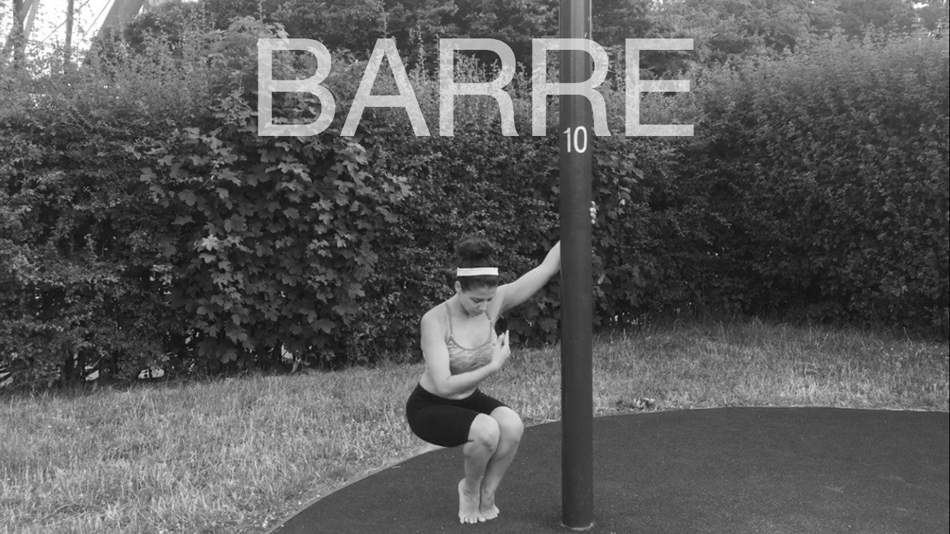 Latin-Inspired Barre Workout