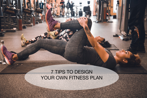 How to make your own Fitness Plan