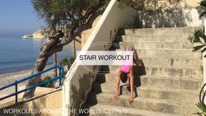 Travel Workout: Stairs