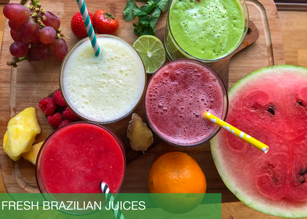 Quickie: Fresh Brazilian Juices