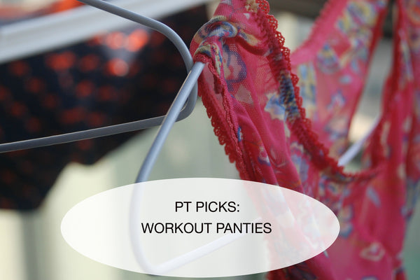 Top Workout Panty Picks