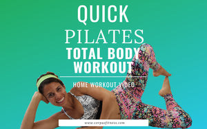 quick total body pilates workout