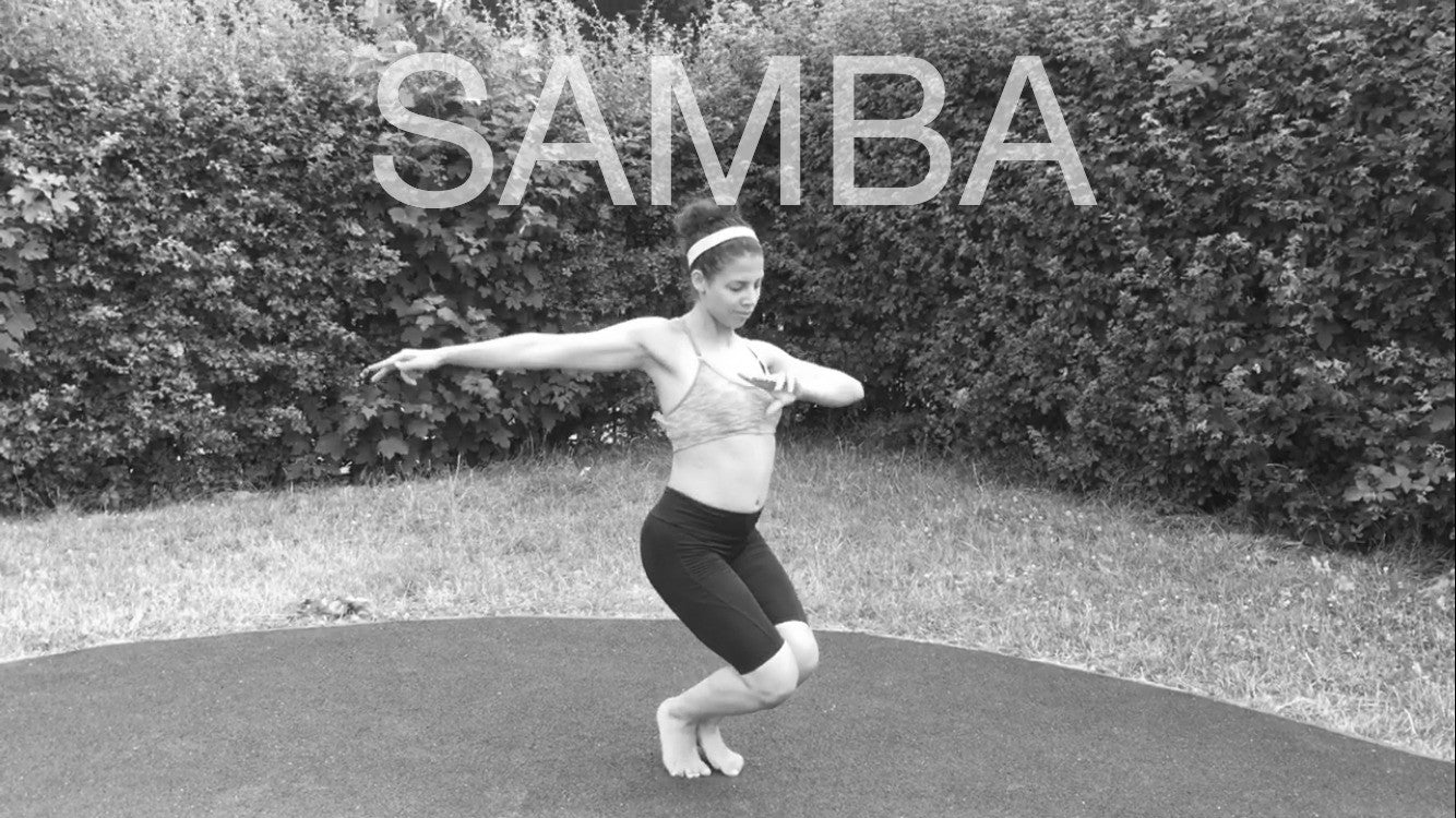 Samba Hip & Leg Strength Exercises